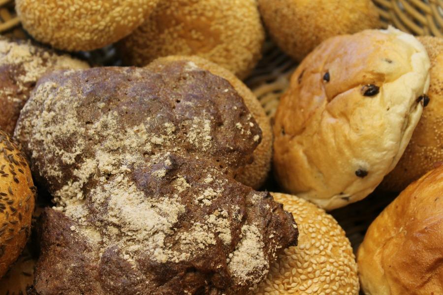Brötchenauswahl-Landbäckerei-Hilgers
