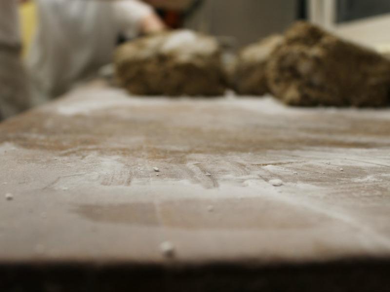 Brot-Vorbereitung-Landbäckerei-Hilgers