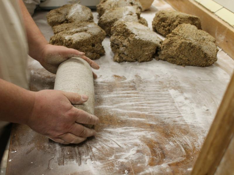 Teigrolle-Landbäckerei-Hilgers