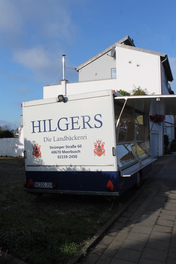 Hilgers-Verkaufswagen